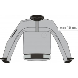 RACE SPRAY TOP M'S SC