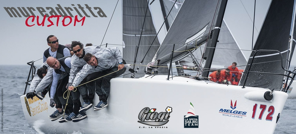 Mureadritta for Giogi ITA172 - Melges32
