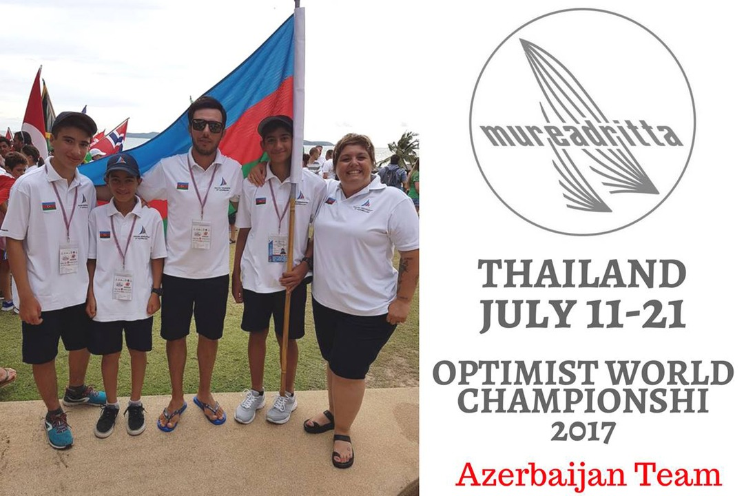 Optimist World Championship 2017 - Thailand